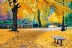 Comienzo del otoño meteorológico 2020