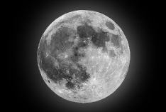 Primera Luna llena enero 2018